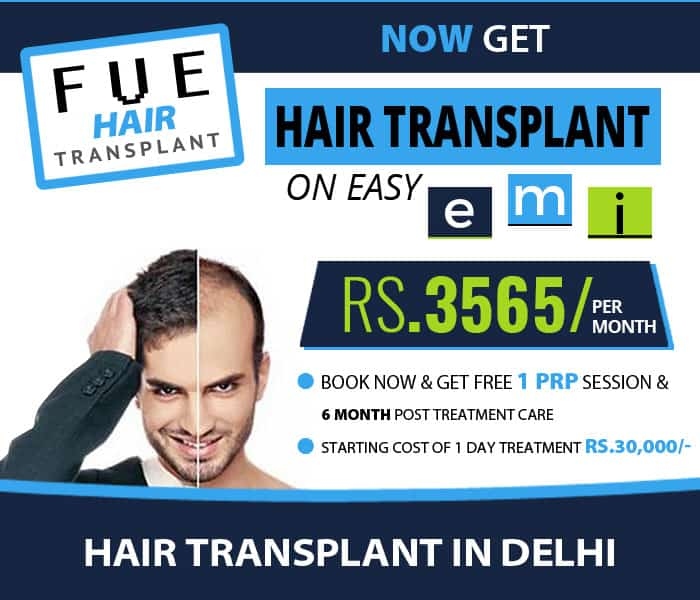 Hair transplant cost in india nagpur