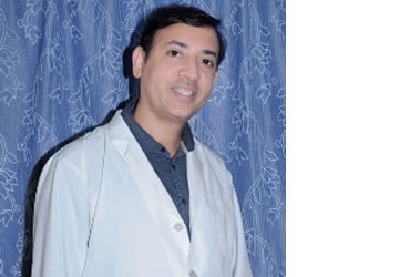 Dr. Kuldeep Saxena