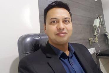 Dr Sumeet Jaiswal
