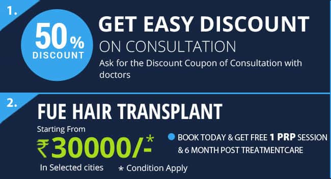 Hair Transplant Special Offer